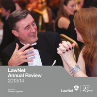 LawNet Annual Review 2014