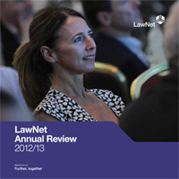 LawNet Annual Review 2013
