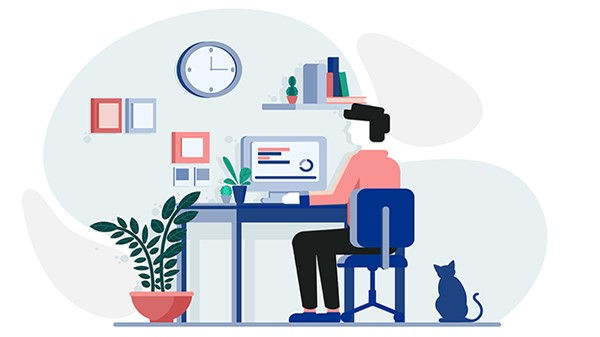 So, your people are going to work from home. How will you adapt your working practices and show leadership?